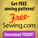 So Sew Easy: FREE sewing patterns