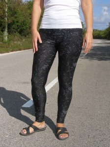 So Sew Easy: Draft your own leggings pattern