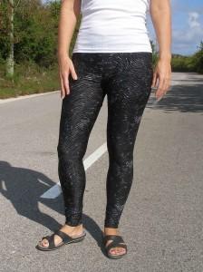 So Sew Easy: Draft your own leggings pattern