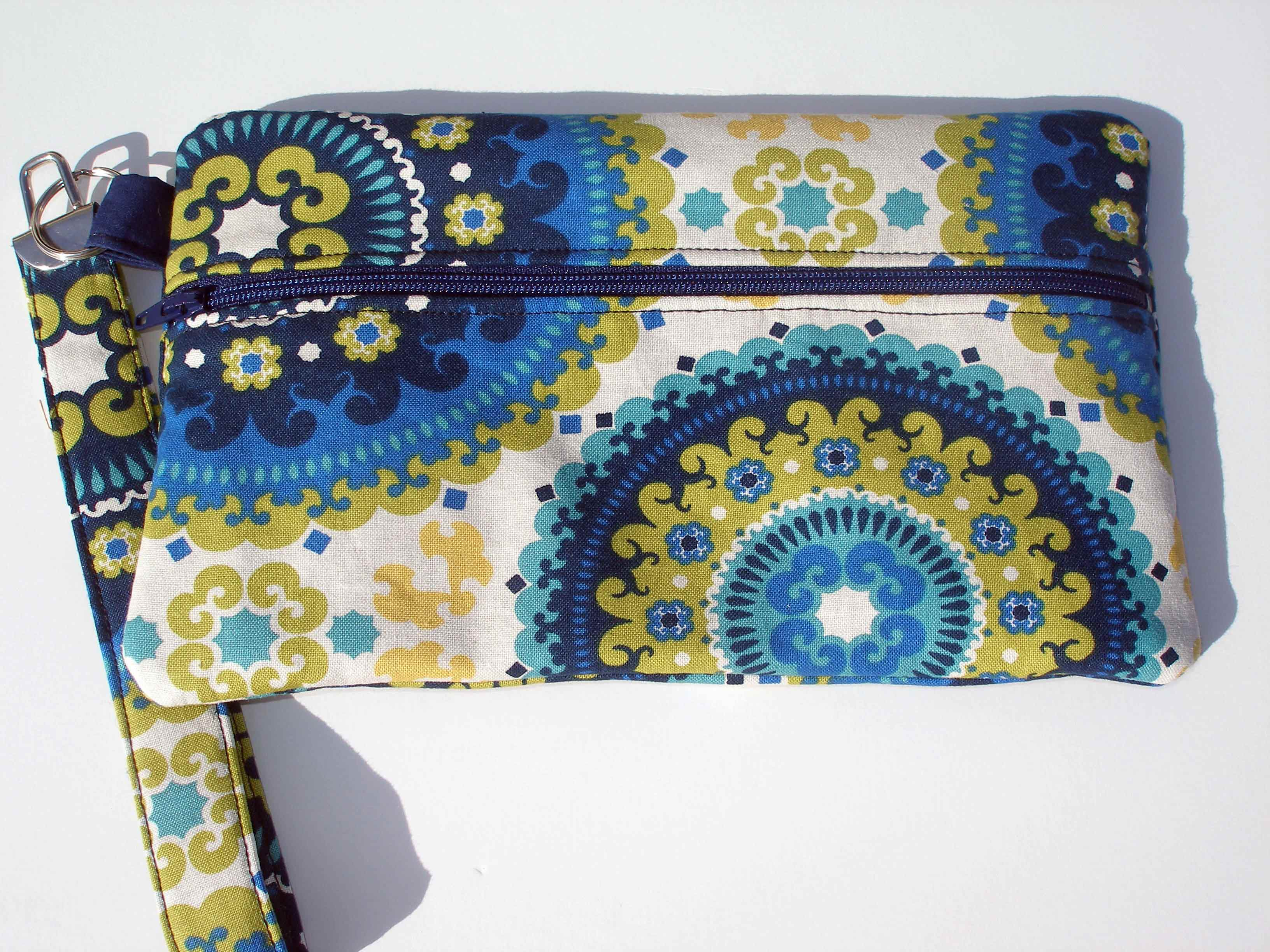 So Sew Easy: Zipper Pouch Patterns and Tutorial