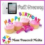 IPAD 2 giveaway