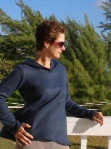So Sew Easy:  Sew a fleece hoodie