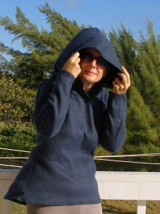 So Sew Easy:  Sew a fleece hoodie
