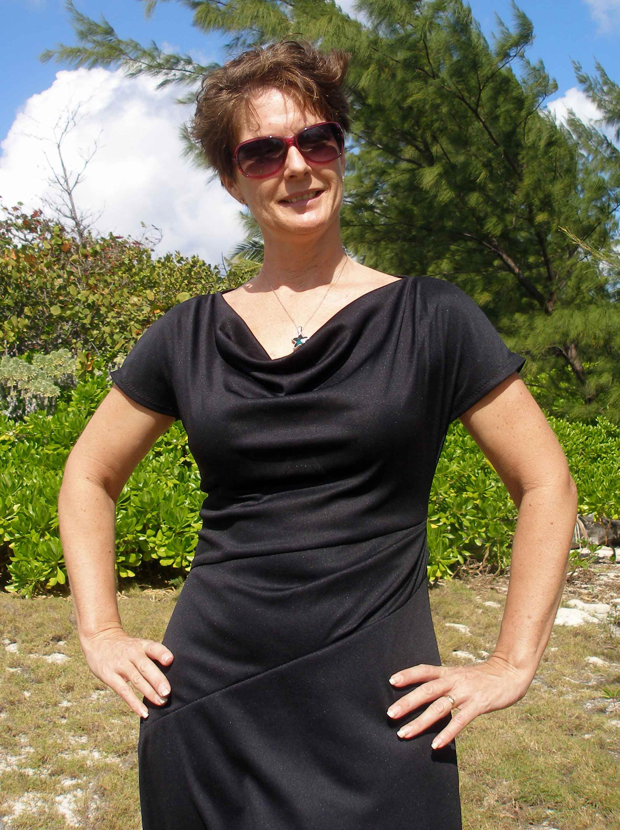 So Sew Easy - Eva knit dress
