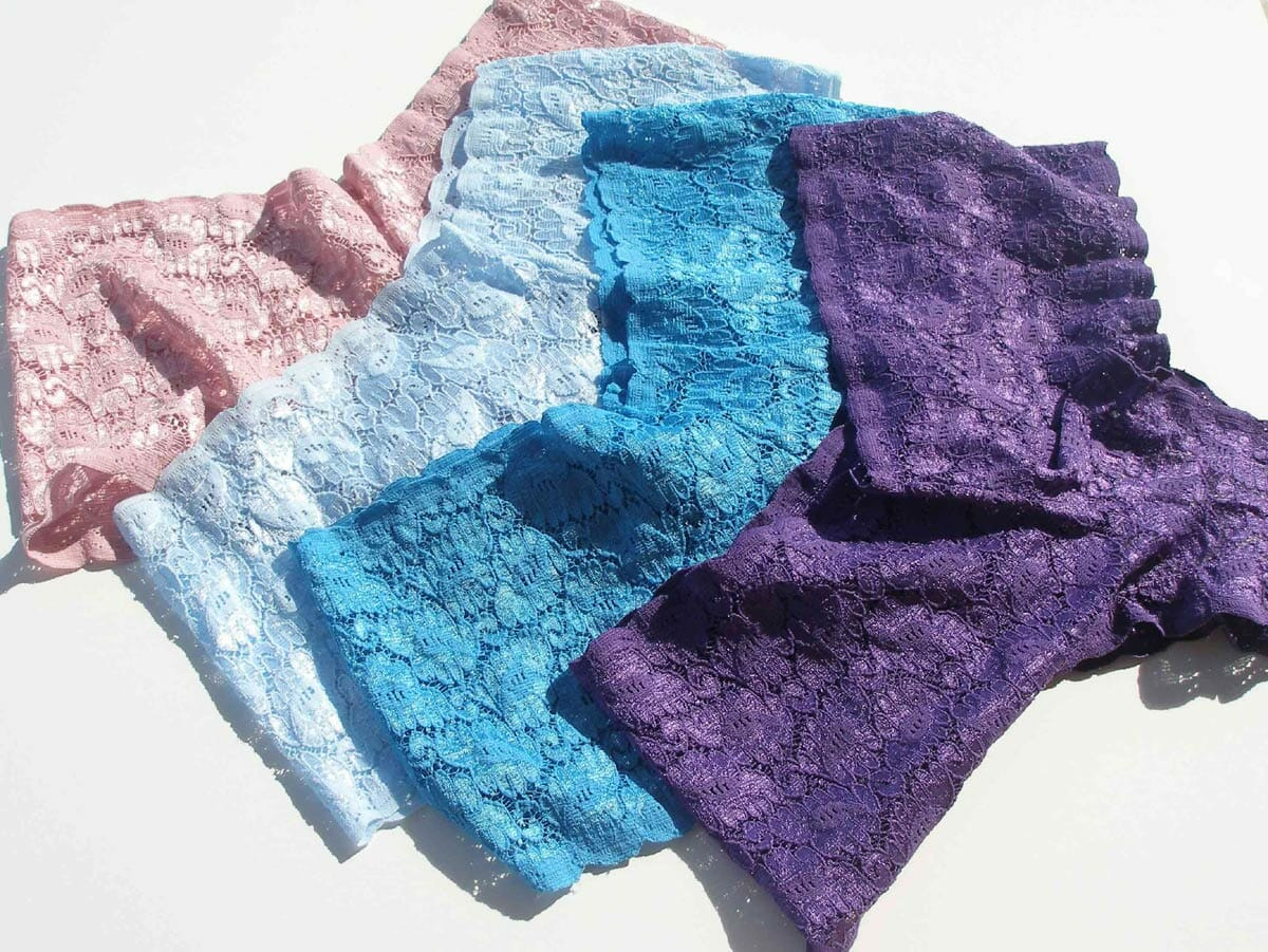 Sew your own lace undies - So Sew Easy