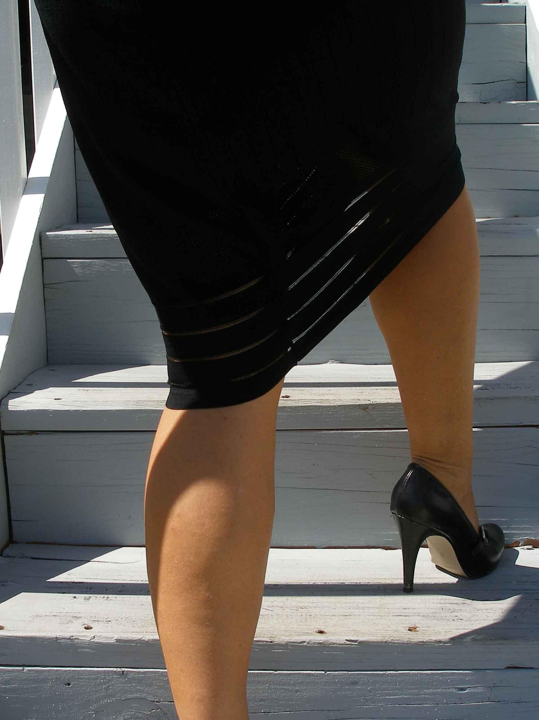 Such a Saucy Pencil Skirt !