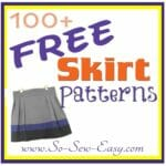 Free skirt sewing patterns