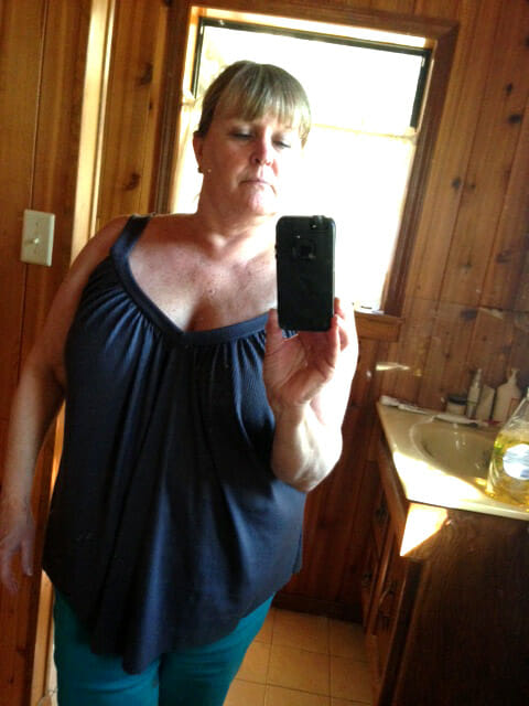 Summer Drape Top