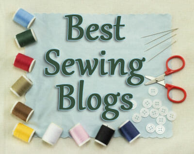 The BEST Sewing blogs - or at least the ones I love to follow. All aspects of sewing covered in the round-up of sewing blogs with great variety.