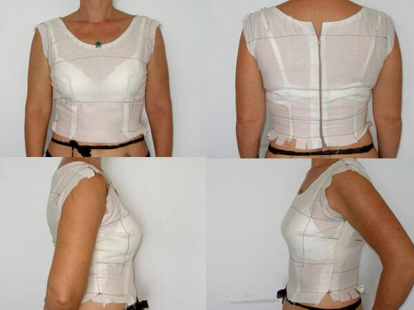 Bodice adjustment and full bust adjustment, part of Sew the Perfect Fit from So Sew Easy