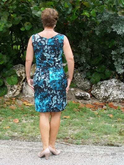 Sew the Perfect Fit - class details, review and finished dress