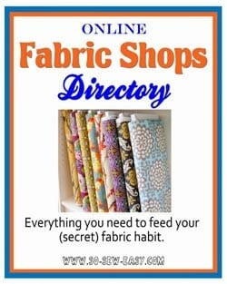 Huge fabric shop directory