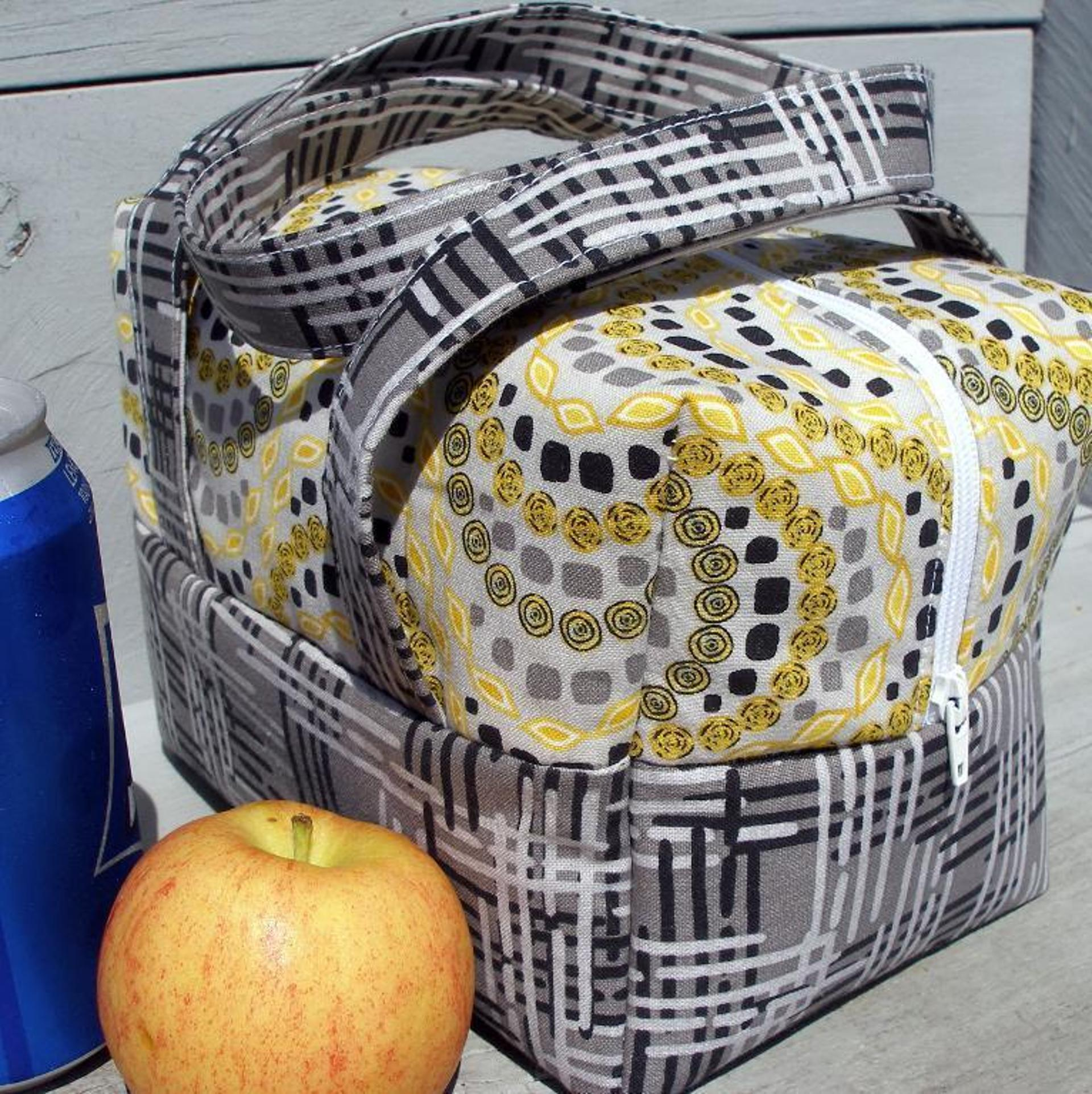 boxy bag pattern