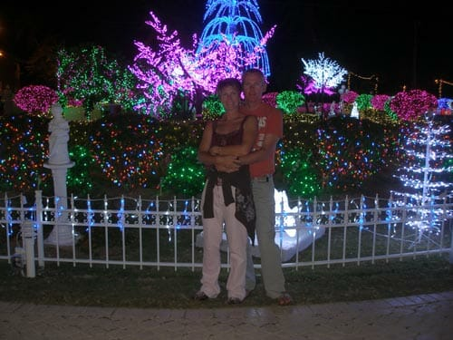 Christmas in the Cayman Islands