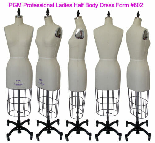 Win this PGM Pro 602 Dress Form from So Sew Easy.  Closes 10 Dec.