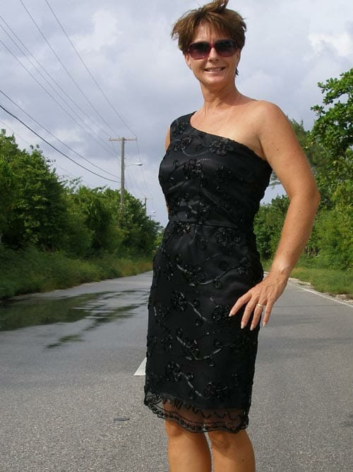 Little Black Dress pattern - free sewing pattern for the perfect ...