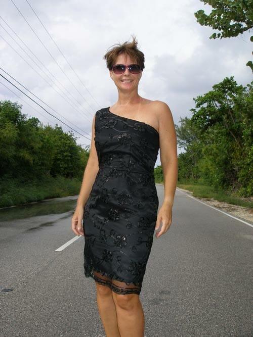 Free Little Black Dress Pattern - So Sew Easy