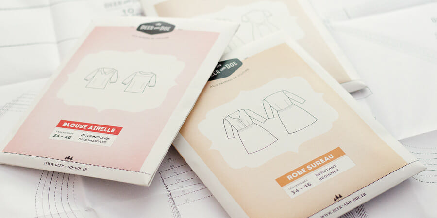 Win any 2 sewing patterns from Doe and Deer at So Sew Easy, or a $40 voucher. Closes 27 Nov.