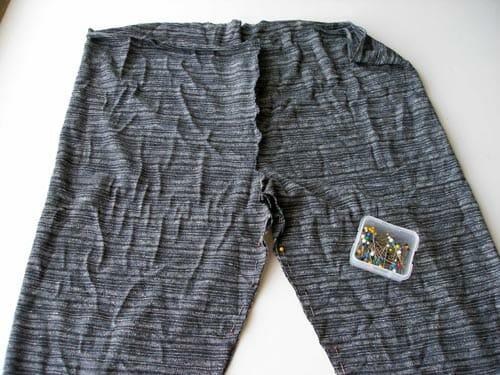 Leggings Pattern and tutorial - So Sew Easy