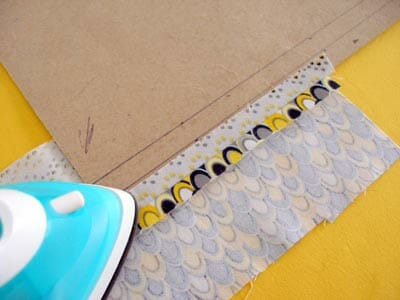 Pressing matters - why, when and how to press seams and darts when you are sewing.