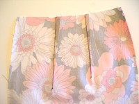 How to sew darts perfectly. From the Sew A Skirt beginners tutorial series from So Sew Easy.