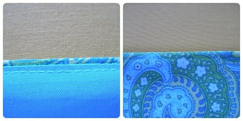 All about understitching.  What is it, why and how do you do it?