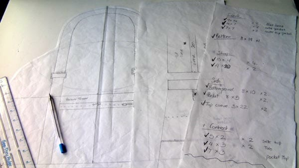 How a sewing pattern is born. From conception, through development and design, testing and eventual launch.