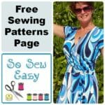 Page full of free sewing patterns and links to loads of other free sewing patterns too. I could spend hours here!