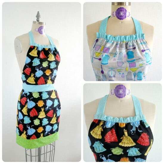 Win on Wednesday – win the Reversible Apron.