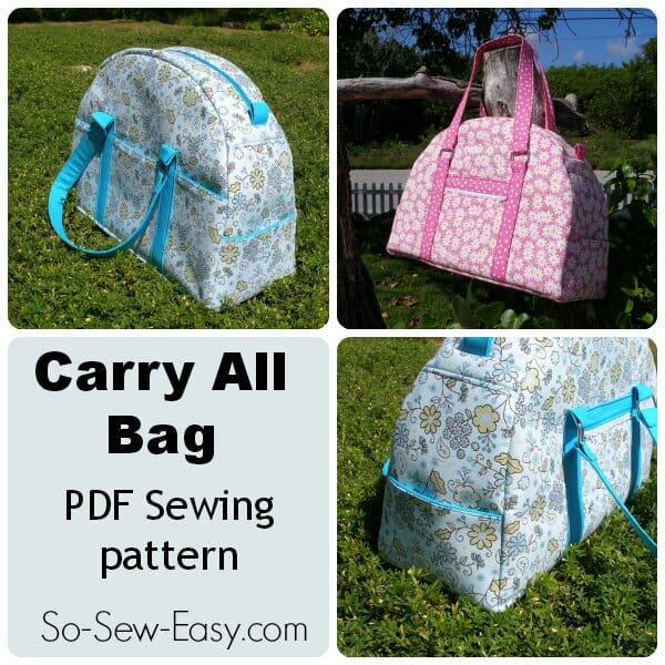 Carry all bag collage 1