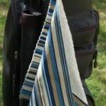 Golfing towel