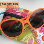 Funky glasses case