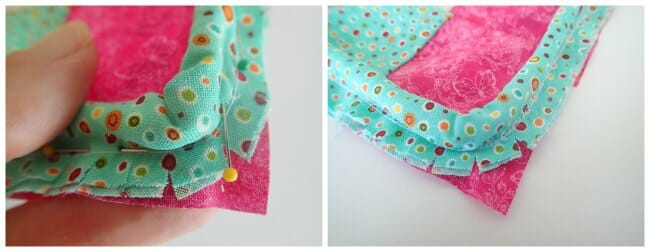 How to make your own basic piping and attach it to a pillow or cushion cover & How to make and use piping - So Sew Easy pillowsntoast.com