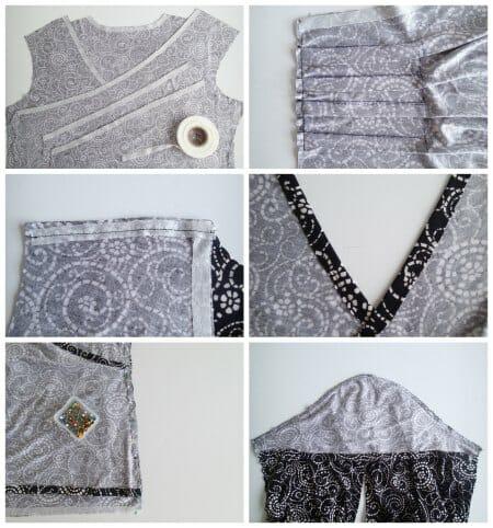 wrap top free pattern