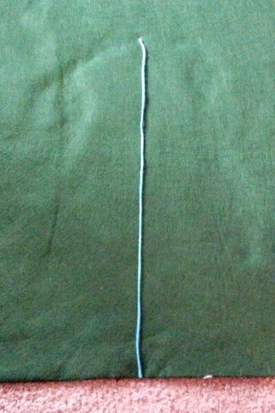 Elf Hat - string measure