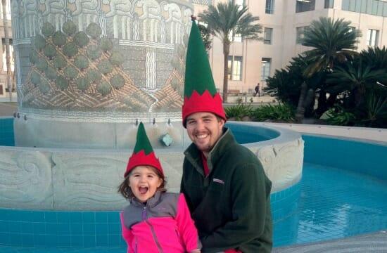 Elf Hats - Happy