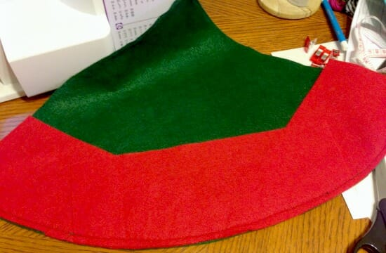 Elf Hats - rounded