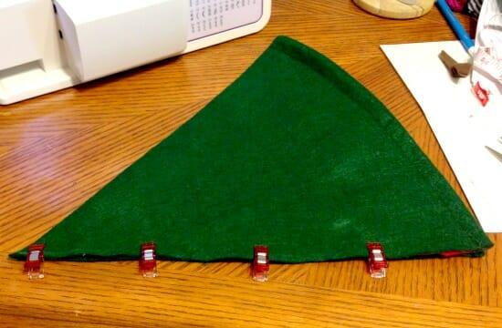 Elf Hats - seam