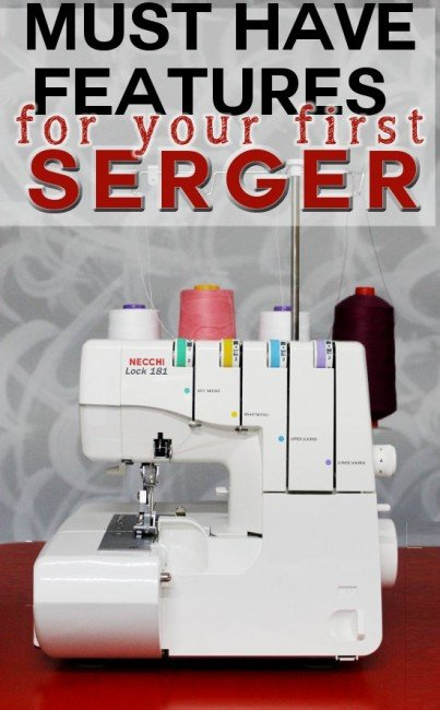 what can you do with a serger machine