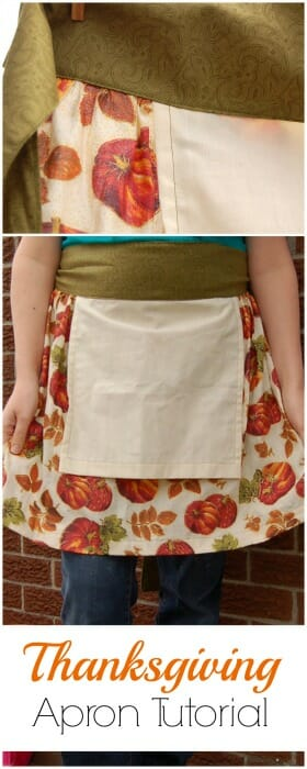 So Sew Easy Apron