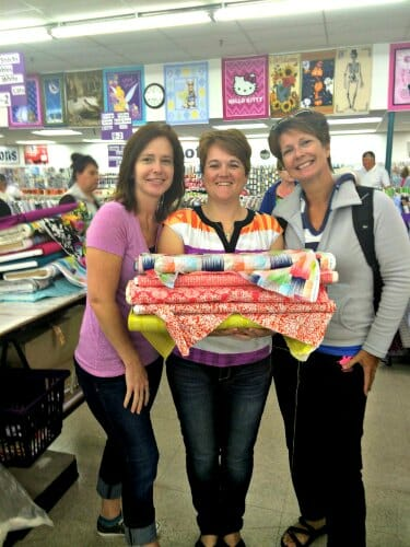 fabric shopping b