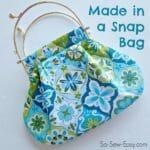 free easy bag pattern