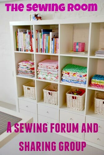 Come and chat about sewing and get your questions answered in this new sewing forum.