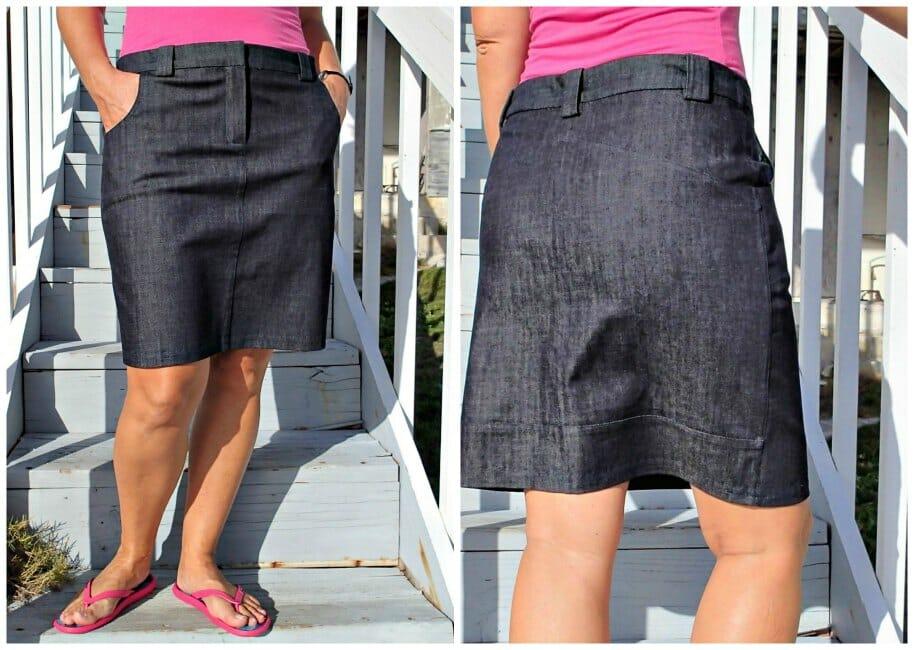 On Safari Skirt Pattern So Sew Easy