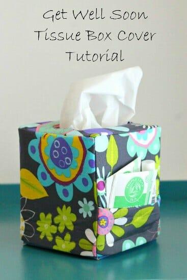 kleenex box cover tutorial 2