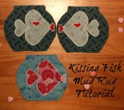 Love this - so cute! I'll be making some for a wedding anniversary gift, but nice for Valentines too