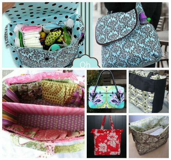 The best free diaper bag patterns - So Sew Easy
