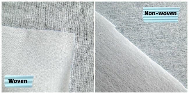 Very useful to see all the different types of interfacing on video so I could really see how they each affected the fabric. I have a better understanding of what does what now.