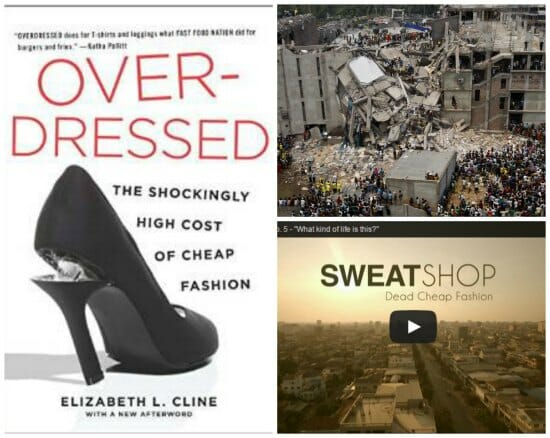 Video series about the garment industry workers and the high cost of cheap fashion.  Harrowing video footage about their real life struggles.