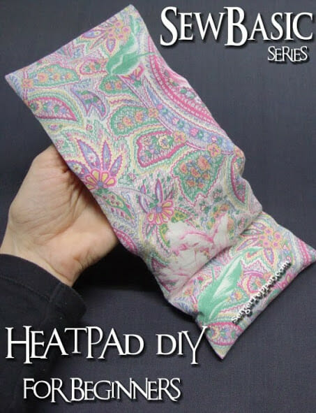 Serger Pepper - easy HeatPad DIY